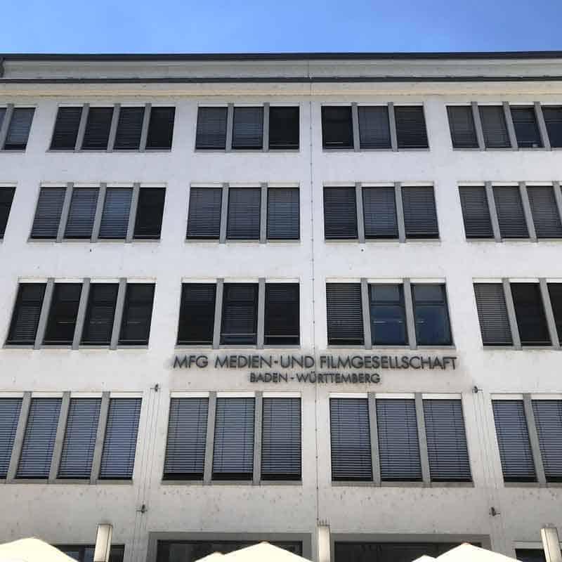 Workshop bei der MFG Stuttgart