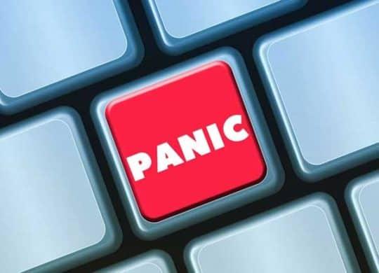 Panik - Sicherheitslücke